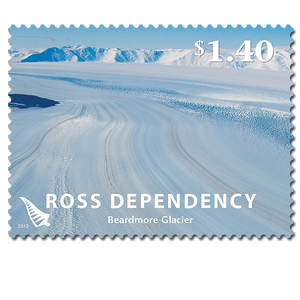 2012 Ross Dependency Definitives $1.40 Stamp