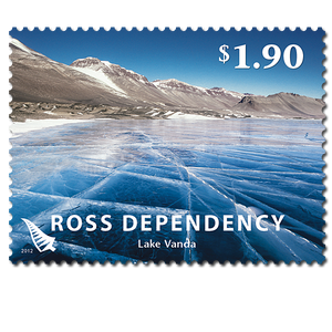 2012 Ross Dependency Definitives $1.90 Stamp