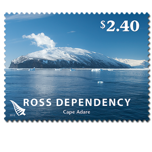 2012 Ross Dependency Definitives $2.40 Stamp