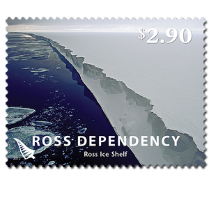 2012 Ross Dependency Definitives $2.90 Stamp