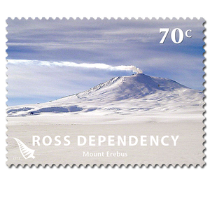 2012 Ross Dependency Definitives 70c Stamp
