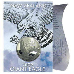 2009 Giant Eagle Silver Bullion Coin