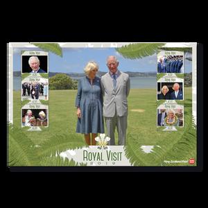Royal Visit 2019 Set of Mint Stamps