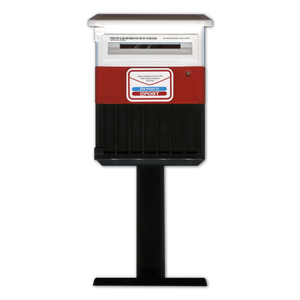 New Zealand Post Replica Letterbox