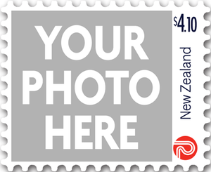 Personalised Stamps $4.10 Self-adhesive Sheet | NZ Post Collectables