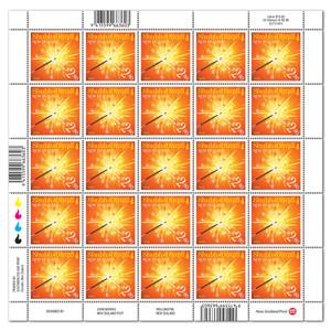 2021 Shubh Diwali $2.80 Stamp Sheet