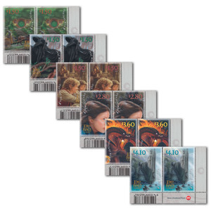 2021 The Lord of the Rings: The Fellowship of the Ring 20th Anniversary Set of Logo Blocks