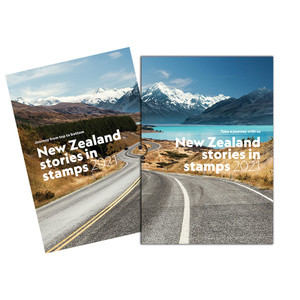 The New Zealand Collection 2021 | NZ Post Collectables