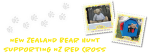 New Zealand Bear Hunt | NZ Post Collectables