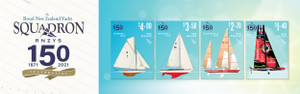 RNZYS 150 | NZ Post Collectables