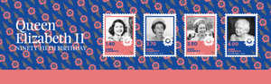 Queen Elizabeth II Ninety-Fifth Birthday | NZ Post Collectables