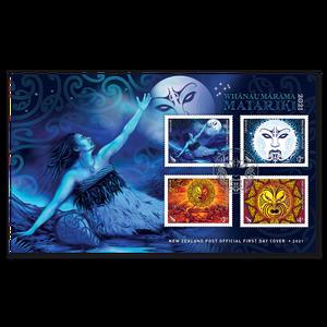 Whānau Mārama - Family of Light | NZ Post Collectables