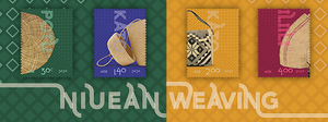 Niue Weaving 2020 | NZ Post Collectables