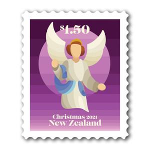 Christmas 2021 $1.50 Self-adhesive Stamp