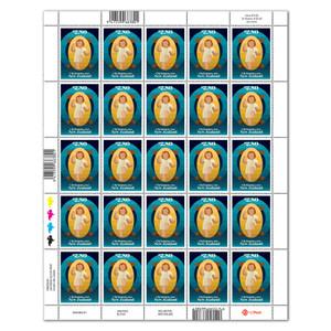 Christmas 2021 $2.80 Stamp Sheet