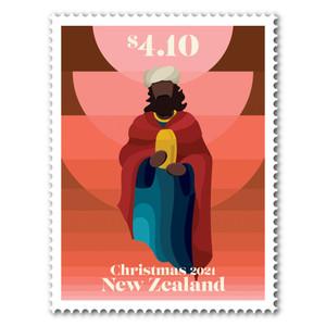Christmas 2021 $4.10 Stamp