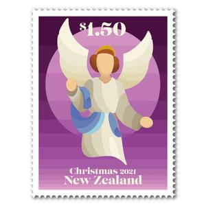 Christmas 2021 $1.50 Stamp