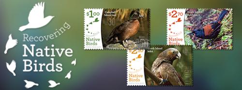 Recovering Native Birds
