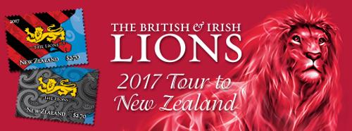 The British & Irish Lions 2017 Tour to New Zealand
