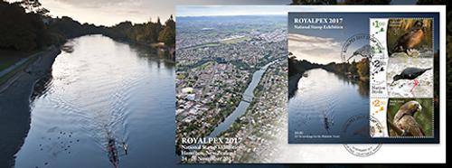 Royalpex 2017 National Stamp Exhibition