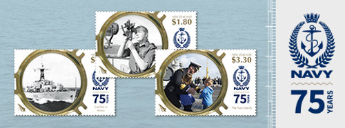 75th Anniversary of the Navy