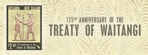 175th Anniversary of the Treaty of Waitangi