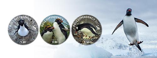 2014 Ross Dependency - Penguins of Antarctica