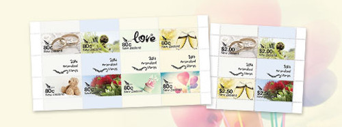 Personalised Stamps 2014