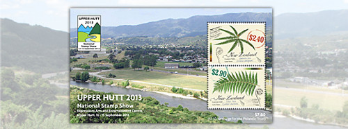 Upper Hutt 2013 National Stamp Show