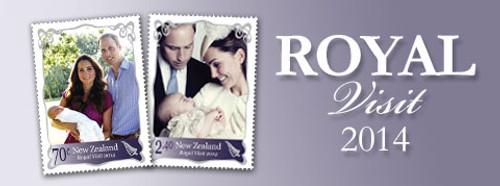 Royal Visit 2014