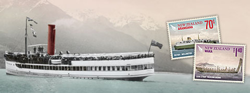 Great Voyages of New Zealand