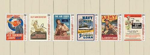 ANZAC 2014 - WWII Poster Art