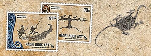 Matariki 2012 - Maori Rock Art