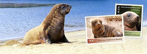 2012 Children's Health: New Zealand Sea Lion