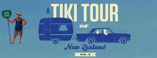 A Tiki Tour of New Zealand No.2