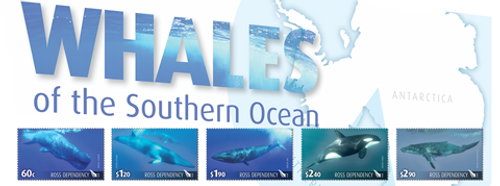 2010 Ross Dependency Whales of the Southern Ocean