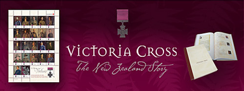 Victoria Cross - The New Zealand Story