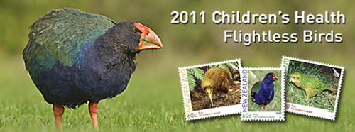 2011 Children's Health - Flightless Birds
