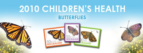 2010 Children's Health - Butterflies