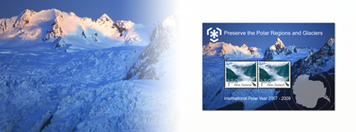 Preserve the Polar Regions and Glaciers - International Polar Year 2007 - 2009