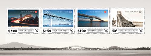 Auckland Harbour Bridge 50th Anniversary