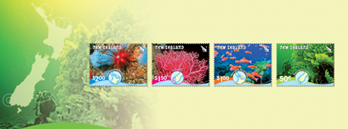 2008 Scenic - Underwater Reefs