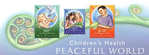 2007 Children's Health - Peaceful World