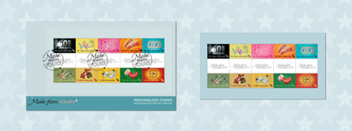 2007 Personalised Stamps