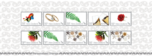 2006 Personalised Stamps Rate Change