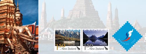 2007 Bangkok - 20th Asian International Stamp Exhibition
