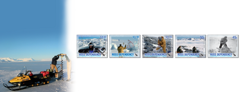 2006 Ross Dependency - 50th Anniversary of the New Zealand Antarctic Programme