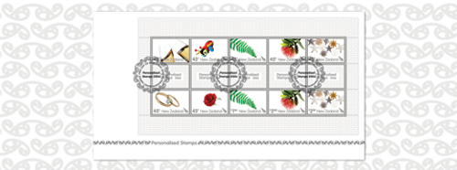 Personalised Stamps 2006
