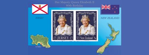 Her Majesty Queen Elizabeth II 80th Birthday