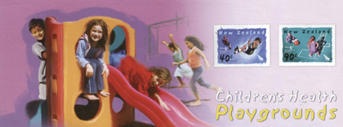 2003 Children's Health - Children's Playgrounds